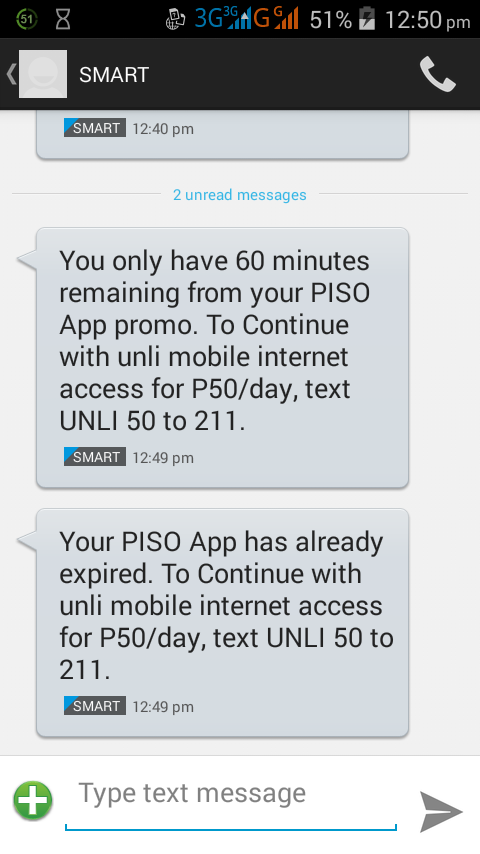 SMART PISO App 2