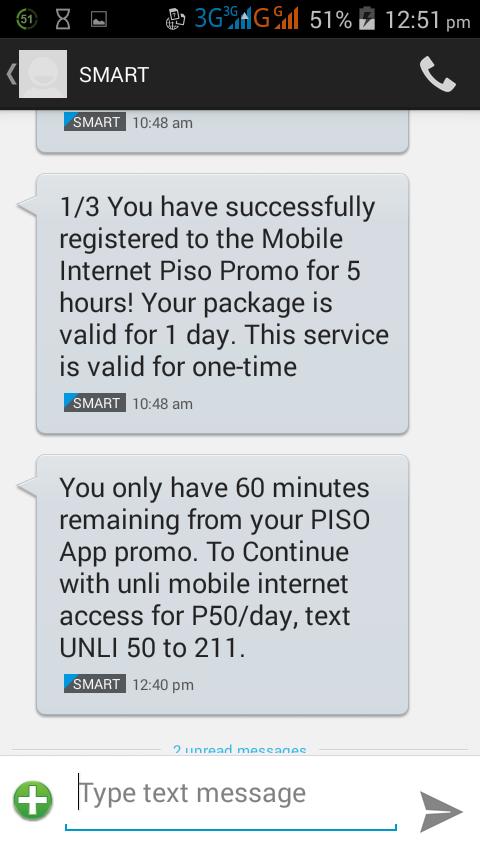 SMART PISO App 1