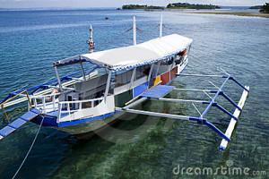 Philippine Bangka Boat